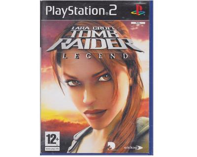Tomb Raider : Legend (PS2)