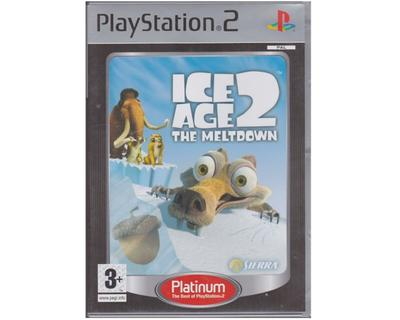 Ice Age 2 : The Meltdown (platinum) (PS2)
