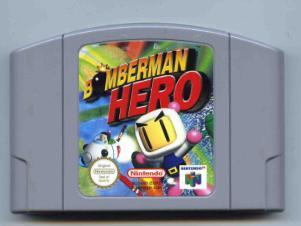 Bomberman Hero (N64)