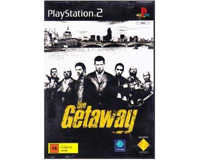 Getaway,The (PS2)