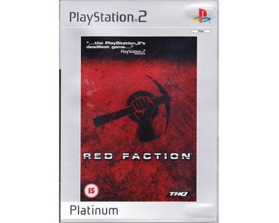 Red Faction (platinum) (PS2)