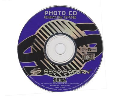 Photo CD operating System kun cd
