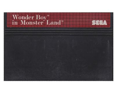 Wonder Boy in Monster Land (SMS)