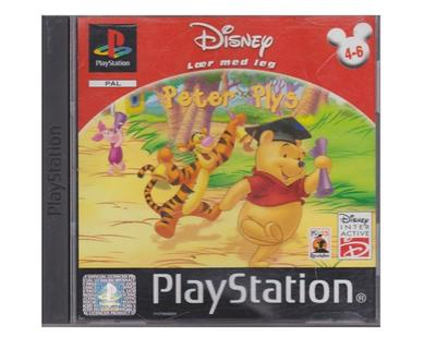 Disney's Lær og Leg : Peter Plys (PS1)