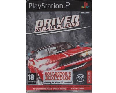 Driver : Parallel Lines Collectors Edition (PS2)