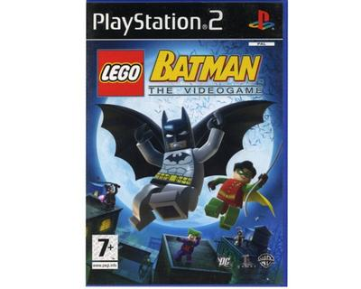 Lego Batman : The Video Game u. manual (PS2)