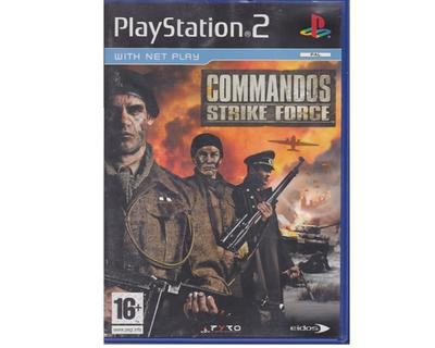 Commandos Strike Force (PS2)
