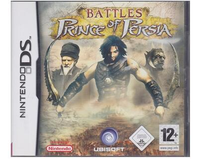 Battles : Prince of Persia (Nintendo DS)