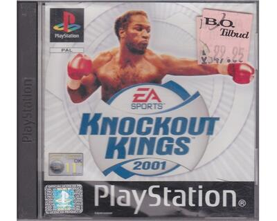 Knockout Kings 2001 (PS1)