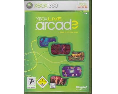 Xbox Live Arcade Compilation Disc u. manual (Xbox 360)
