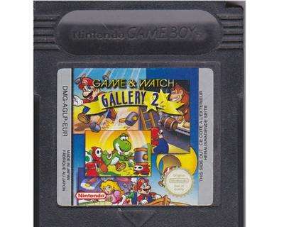 Game & Watch : Gallery 2 (GBC)