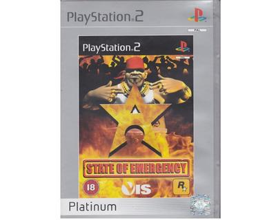 State of Emergency (platinum)