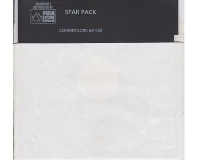 Star Pack (disk) kun disk (Commodore 64)