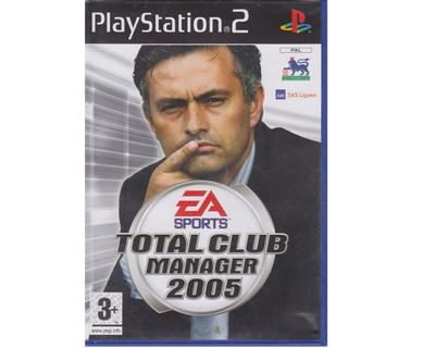 Total Club Manager 2005 u. manual