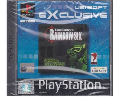Tom Clancy's Rainbow Six (exclusice) (PS1)