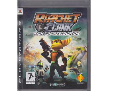 Ratchet & Clank : Tools of Destruction
