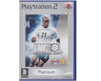 This is Football 2003 (platinum) (PS2)