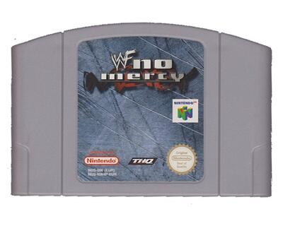 WWF No Mercy (N64)