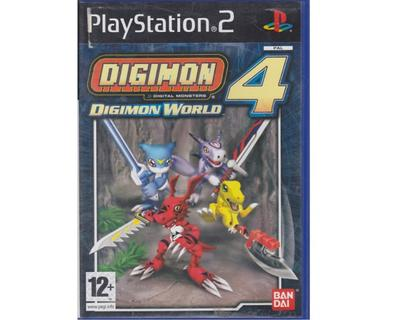 Digimon 4 : Digimon World u. manual
