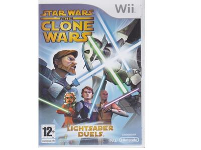 Star Wars : The Clone Wars : Lightsaber Duels (Wii)