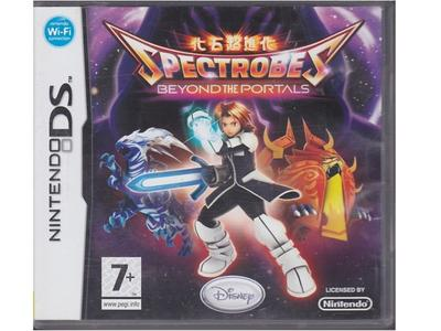 Spectrobes : Beyond the Portals (Nintendo DS)
