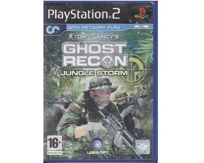 Ghost Recon : Jungle Storm (PS2)