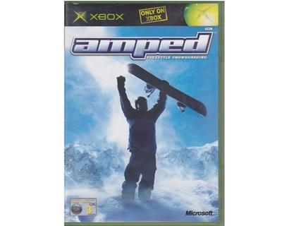 Amped : Freestyle Snowboarding (Xbox)