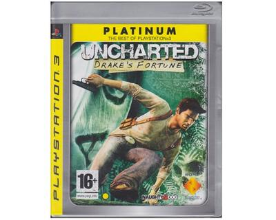 UnCharted : Drakes Fortune (platinum)