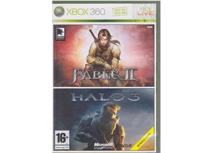 Fable II / Halo 3 (Xbox 360)