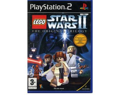 Lego Star Wars II : The Original Trilogy u. manual (PS2)