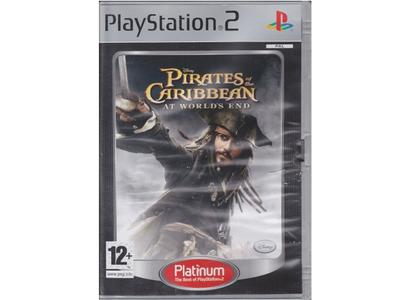 Pirates of the Caribbean : At Worlds End (platinum)