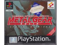 Metal Gear Solid : Special Missions (PS1)