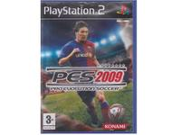 Pro Evolution Soccer 2009 (PS2)