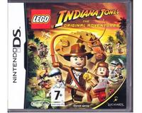 Lego Indiana Jones : The Original Adventure (dansk) (Nintendo DS)
