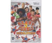 Ready 2 Rumble Revolution (forseglet) (Wii)