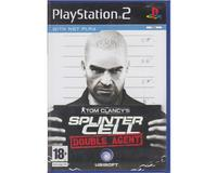 Splinter Cell : Double Agent (PS2)