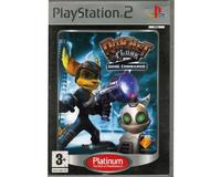 Ratchet & Clank 2 : Going Commando (Platinum)  u. manual