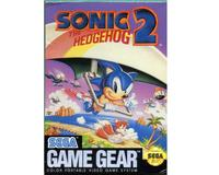 Sonic the Hedgehog 2 m. kasse og manual (forseglet)