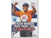 Tiger Woods PGA Tour 2009 All-Play (Wii)