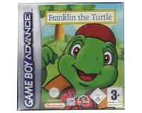 Franklin the Turtle m. kasse og manual (GBA)