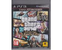 Grand Theft Auto : Episodes From Liberty City (PS3)