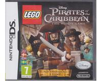 Lego Pirates of the Caribbiean : The Video Game (dansk) (Nintendo DS)