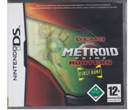 Metroid Prime Hunter : First Hunt (Demo) (Nintendo DS)