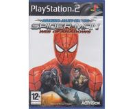 Spider-Man : Web of Shadows (Amazing Allies Edition)  (PS2)