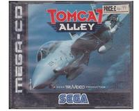 TomCat Alley (Mega-CD) m. kasse og manual