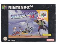 Pilotwings 64 m. kasse og manual