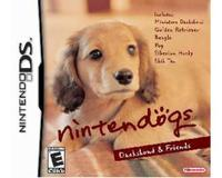 Nintendogs : Dachshund & Friends