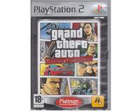 Grand Theft Auto : Liberty City Stories (platinum) (PS2)