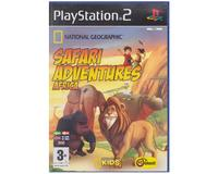 Safari Adventures : Africa (dansk) (PS2)