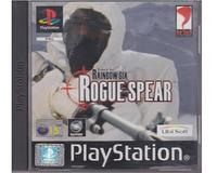 Tom Clancy´s Rainbow Six : Rogue Spear u. manual